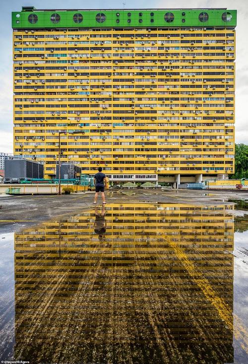 Cầu Vàng vượt qua 10.000 đối thủ giành chiến thắng giải nhiếp ảnh Architecture 2020, một địa danh khác của Việt Nam cũng lọt top đề cử - Ảnh 16.