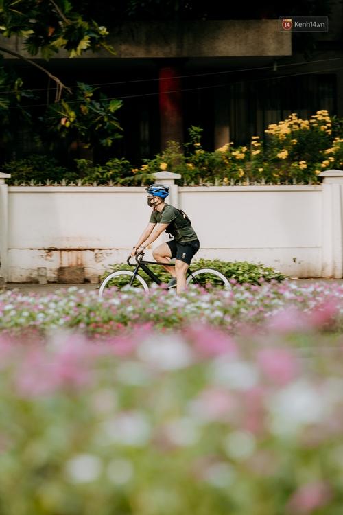 Chuyện không tưởng: Người Sài Gòn đang có trào lưu chạy xe đạp bạc triệu giữa mùa dịch, đầu tư không kém mấy tay đua ở Tour de France - Ảnh 10.