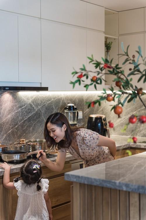 Vợ chồng trẻ chốt căn hộ duplex sau 5 năm phấn đấu, tham gia từ khâu từ thiết kế đến thi công để tiết kiệm tối đa chi phí - Ảnh 5.