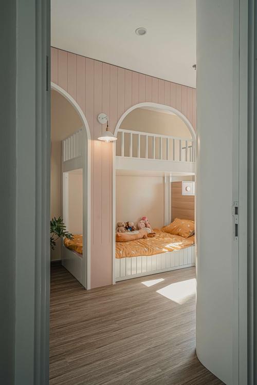 Tậu căn hộ Vinhomes Ocean Park 98m2, vợ chồng trẻ chi 350 triệu thiết kế theo style chuẩn tây quá ấm áp bình yên - Ảnh 9.
