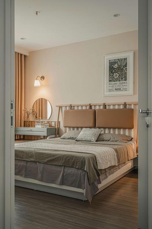 Tậu căn hộ Vinhomes Ocean Park 98m2, vợ chồng trẻ chi 350 triệu thiết kế theo style chuẩn tây quá ấm áp bình yên - Ảnh 6.