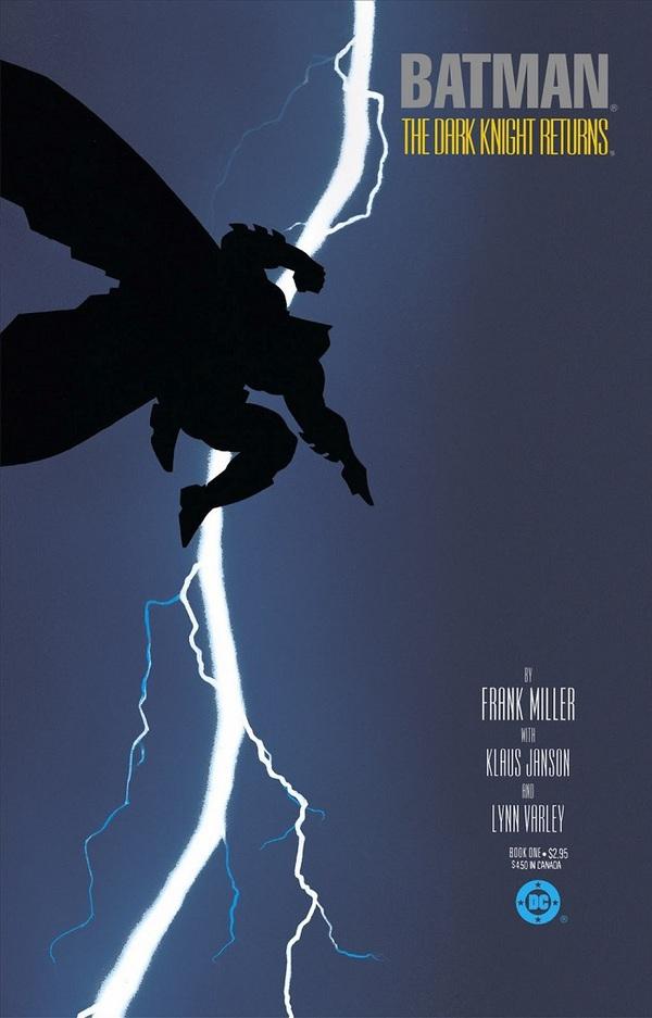 """Tại sao Warner Bros. chọn """"The Dark Knight Returns"""" là tác phẩm ..."""