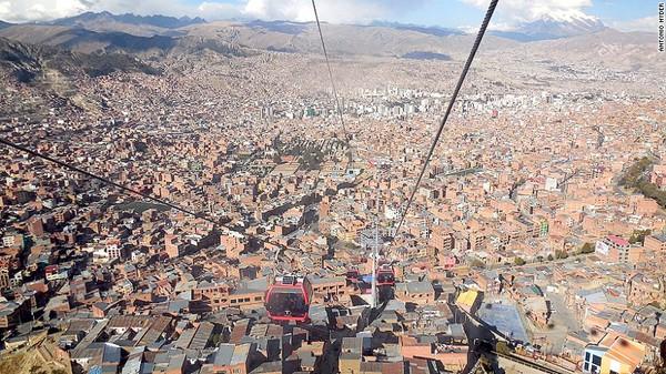 Mi Teleferico (La Paz, Bolivia)