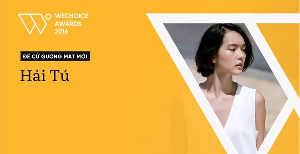 Hải Tú - WeChoice Awards 2016