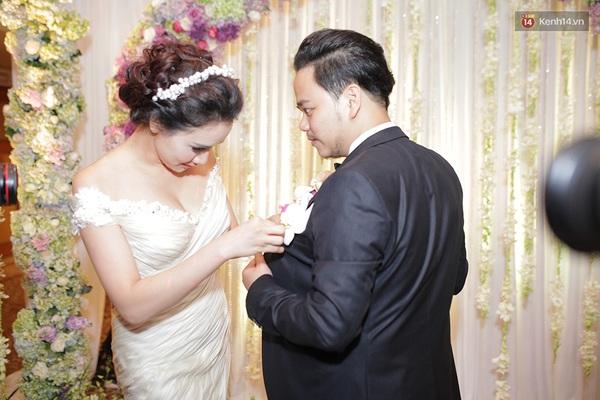 Dàn sao nô nức tham dự lễ cưới của Trang Nhung - Ảnh 2.
