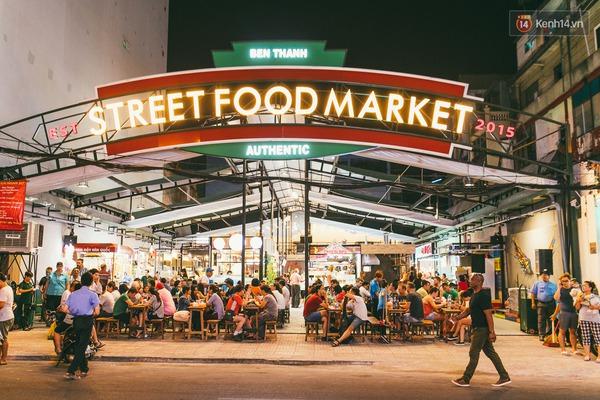3 chợ đêm ẩm thực mới toanh ở Sài Gòn khiến bạn phải đi ngay kẻo lỡ - Ảnh 1.