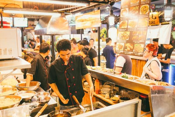 3 chợ đêm ẩm thực mới toanh ở Sài Gòn khiến bạn phải đi ngay kẻo lỡ - Ảnh 5.