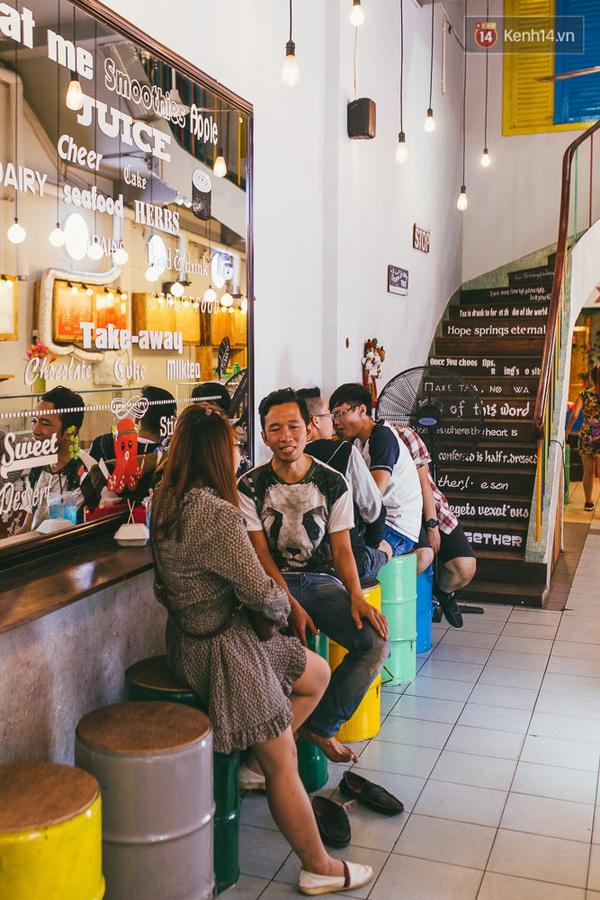 3 chợ đêm ẩm thực mới toanh ở Sài Gòn khiến bạn phải đi ngay kẻo lỡ - Ảnh 15.