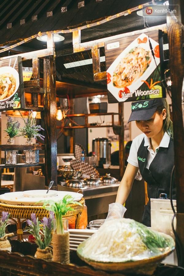 3 chợ đêm ẩm thực mới toanh ở Sài Gòn khiến bạn phải đi ngay kẻo lỡ - Ảnh 20.