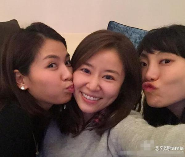 Lâm Tâm Như và Lưu Đào đọ vẻ đẹp trẻ trung bất chấp thời gian - Ảnh 2.