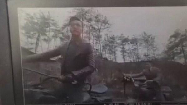 Sau Lay (EXO), đến Trần Vỹ Đình gặp tai nạn tại phim trường - Ảnh 3.