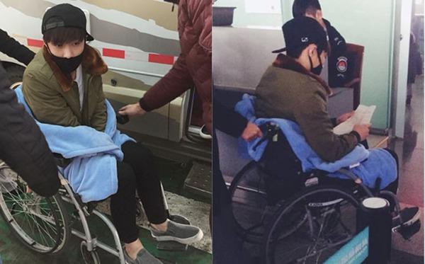 Sau Lay (EXO), đến Trần Vỹ Đình gặp tai nạn tại phim trường - Ảnh 7.
