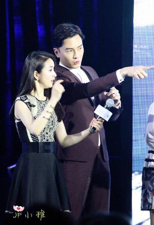 Cặp đôi Thơ ngây Lâm Y Thần - Trịnh Nguyên Sướng thân mật nhân ngày tái hợp - Ảnh 2.