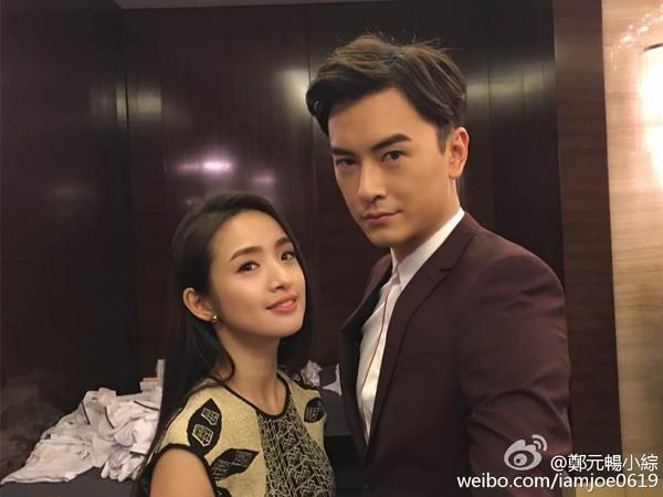 Cặp đôi Thơ ngây Lâm Y Thần - Trịnh Nguyên Sướng thân mật nhân ngày tái hợp - Ảnh 10.