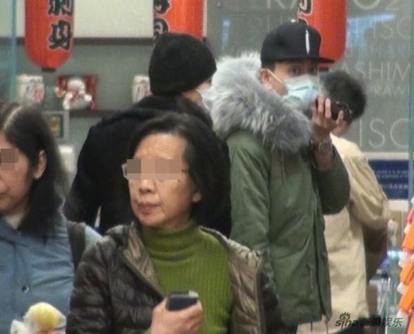 Loạt ảnh nghi vấn Huỳnh Tông Trạch hẹn hò mẫu nữ Nhật Bản - Ảnh 2.