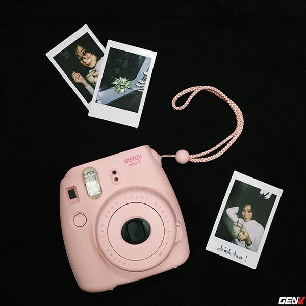 Khám phá chiếc máy ảnh Instax mini 8 dưới góc nhìn của hội con gái - Ảnh 5.