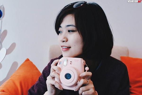Khám phá chiếc máy ảnh Instax mini 8 dưới góc nhìn của hội con gái - Ảnh 7.