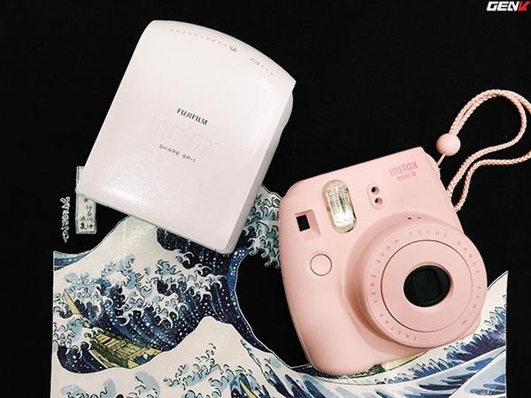 Khám phá chiếc máy ảnh Instax mini 8 dưới góc nhìn của hội con gái - Ảnh 8.