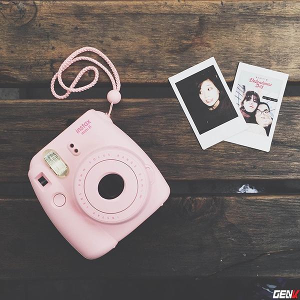 Khám phá chiếc máy ảnh Instax mini 8 dưới góc nhìn của hội con gái - Ảnh 9.