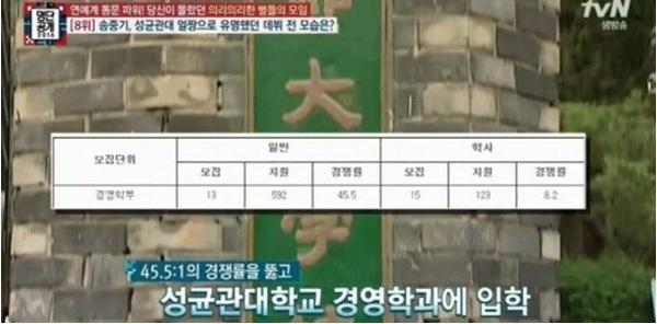 Không chỉ điển trai, đại úy Song Joong Ki còn học cực giỏi với bảng điểm cấp 3 siêu khủng - Ảnh 2.