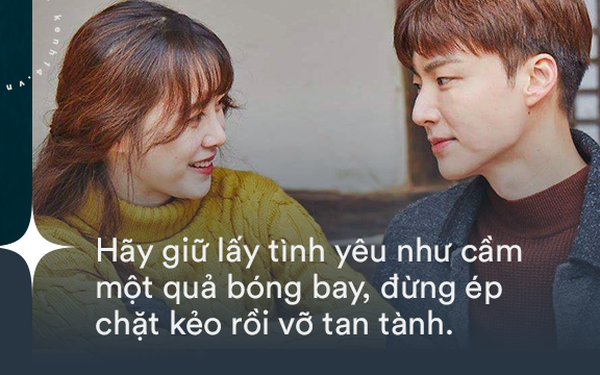Bạn có thấy mình trong drama của Goo Hye Sun: Yêu nhau hay giám sát cuộc đời nhau?