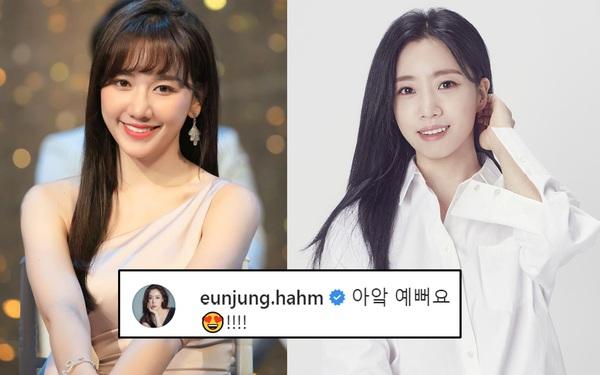 Hari Won tung clip khoe body, Eunjung (T-ara) bỗng vào khen hết lời: Quan hệ 2 mỹ nhân showbiz Hàn - Việt là gì đây?