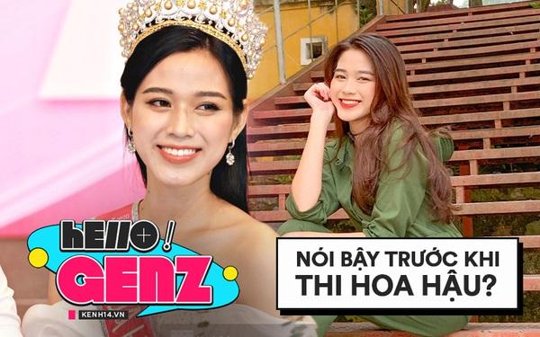 Tân Hoa hậu Việt Nam lộ comment nói bậy trước khi đăng quang: Có ai tự đánh giá mình không tốt sau vài ba câu bông đùa?
