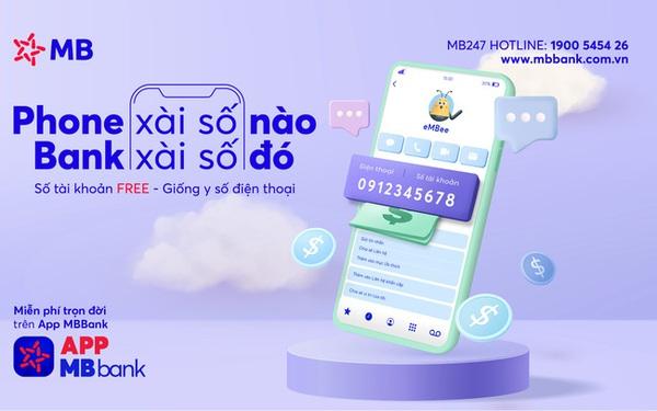 Một ngân hàng tại Việt Nam cho phép mở tài khoản trùng số điện thoại, hoàn toàn miễn phí
