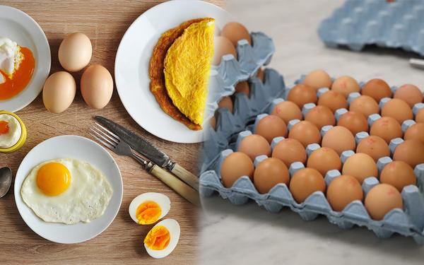Ăn trứng gà cả đời nhưng có lẽ bạn hiếm khi biết những sự thật này về trứng, điều cuối cùng khiến nhiều người nhầm lẫn nhất