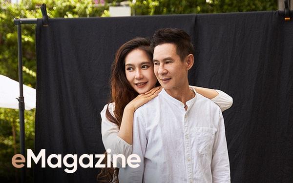 """Lý Hải - Minh Hà: 16 năm bên nhau, cùng mơ một giấc mơ chung dù chưa từng nói câu """"Anh yêu em"""""""
