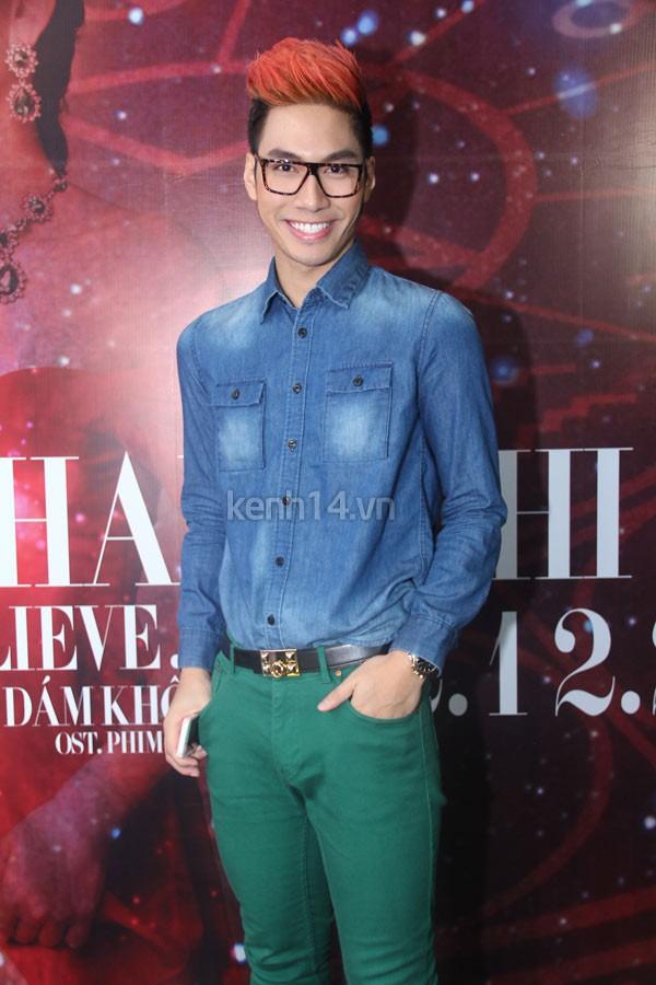 Lâm Chí Khanh nhận mình là ca sĩ chuyển giới đẹp nhất Việt Nam 16