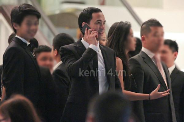 Những hình ảnh hiếm hoi trong tiệc cưới Hà Tăng 16