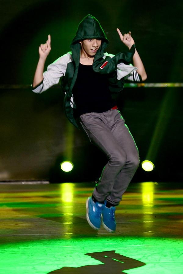 So You Think You Can Dance: Đua vào Top 4 9