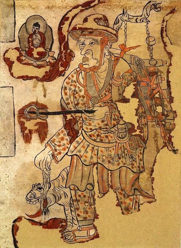 Dân gian xưa còn đồn thổi về một người đàn ông tên Thạch Bàn Đà (quê ở Tiên  Dương, Trung Quốc). Vì có hình thù xấu xí, thô kệch, ...