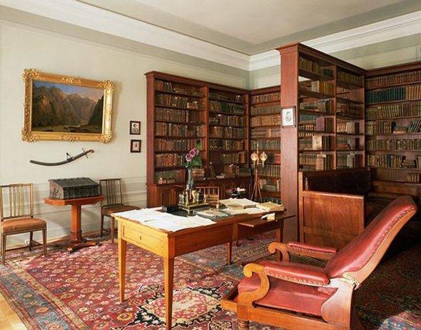 Ghé thăm phòng làm việc của các danh nhân trong lịch sử thế giới