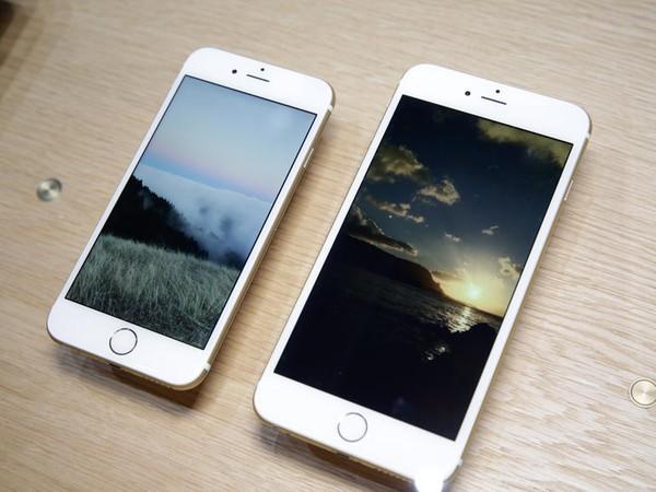 iPhone 6 cùng iPhone 6 Plus là hai sản phẩm smartphone mới nhất, mỏng nhất,  mạnh nhất của Apple.