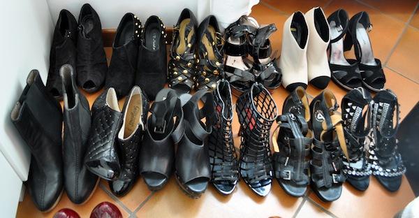 Ngó nghiêng tủ đồ của các fashionista thế giới 6