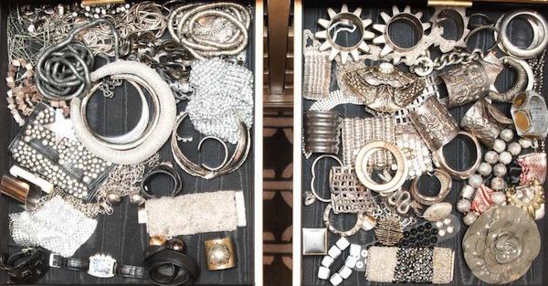 Ngó nghiêng tủ đồ của các fashionista thế giới 28