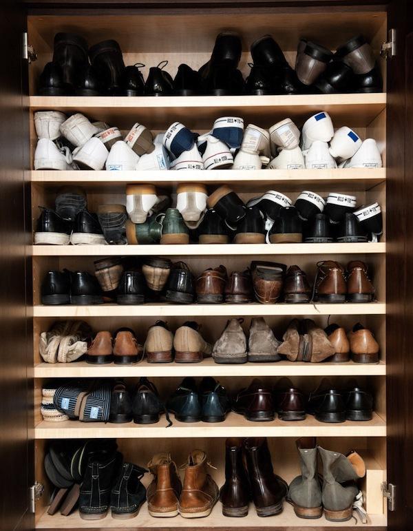 Ngó nghiêng tủ đồ của các fashionista thế giới 49