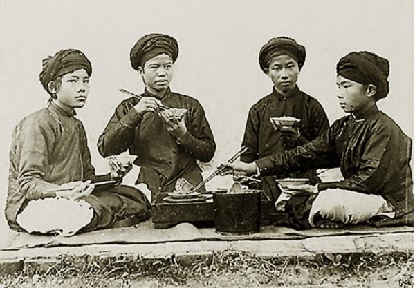 Đóng vai người Việt cổ đi học thời xưa 2