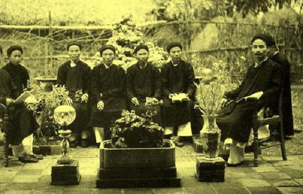 Đóng vai người Việt cổ đi học thời xưa 5