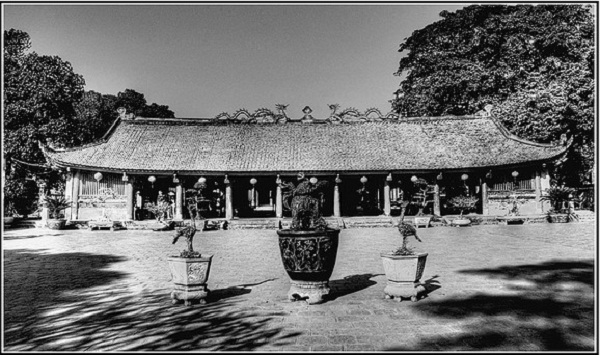 Đóng vai người Việt cổ đi học thời xưa 12