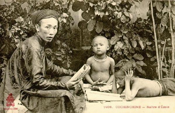 Đóng vai người Việt cổ đi học thời xưa 9