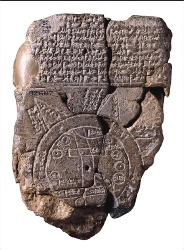 Xem bản đồ thế giới từ cổ đại đến hiện đại 1