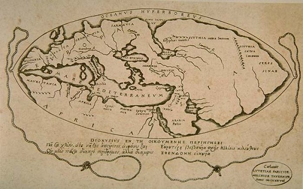 Xem bản đồ thế giới từ cổ đại đến hiện đại 5