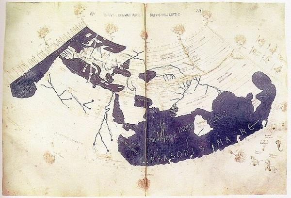 Xem bản đồ thế giới từ cổ đại đến hiện đại 7