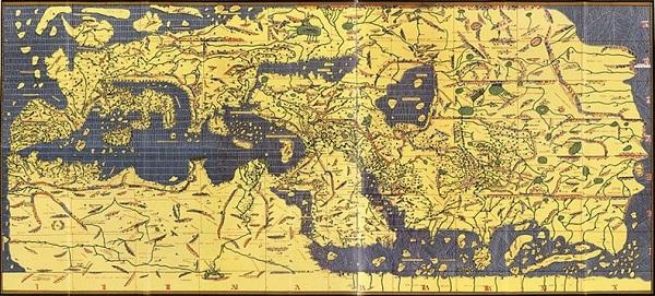 Xem bản đồ thế giới từ cổ đại đến hiện đại 8