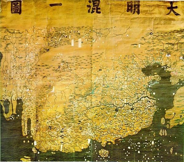 Xem bản đồ thế giới từ cổ đại đến hiện đại 9
