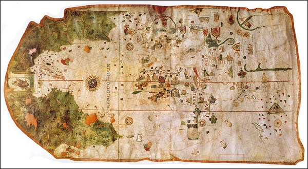 Xem bản đồ thế giới từ cổ đại đến hiện đại 11