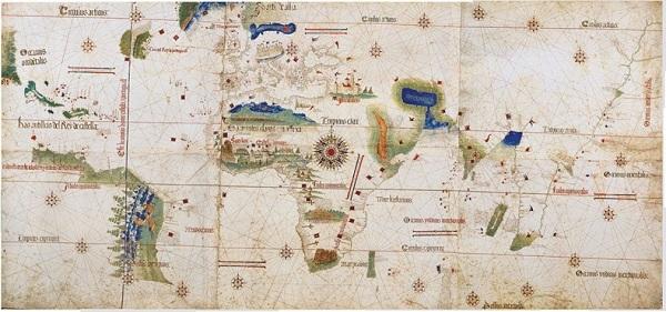 Xem bản đồ thế giới từ cổ đại đến hiện đại 12